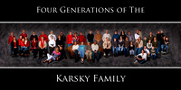Big Karsky Family - 4 Generations